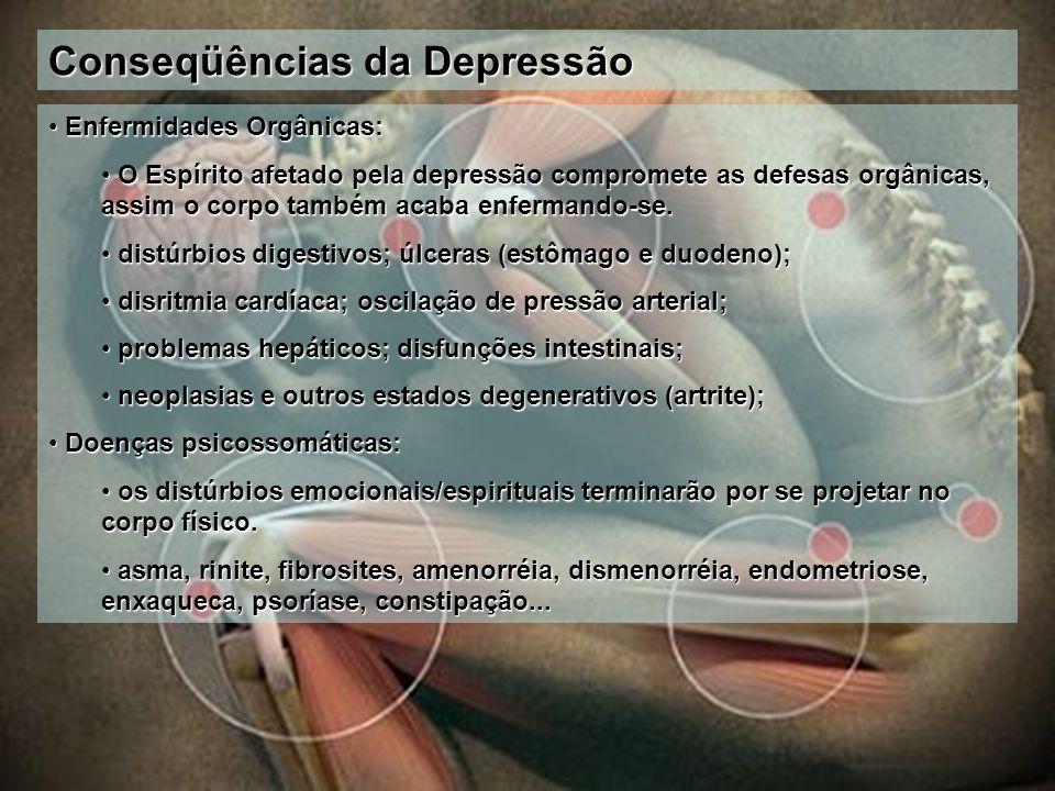 Conseqüências da Depressão