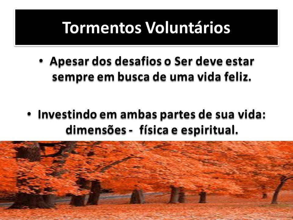 Tormentos Voluntários