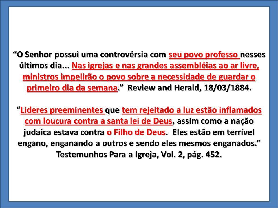 Testemunhos Para a Igreja, Vol. 2, pág. 452.