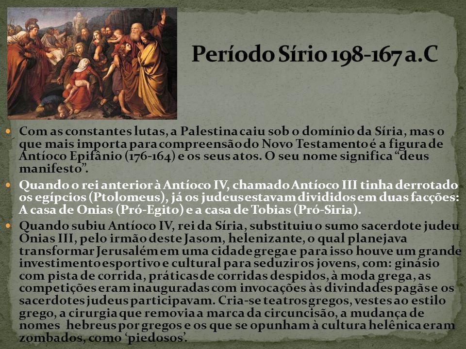 Período Sírio 198-167 a.C