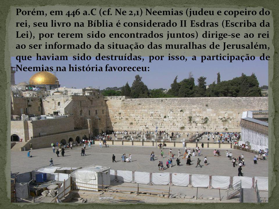 Porém, em 446 a.C (cf.