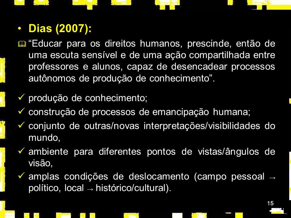 Dias (2007):