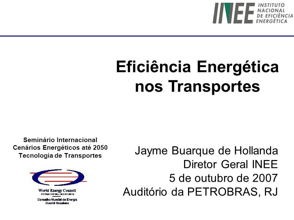 Eficiência Energética nos Transportes