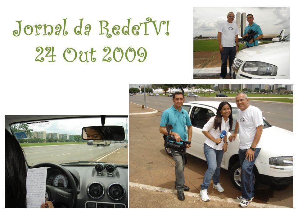 Jornal da RedeTV! 24 Out 2009