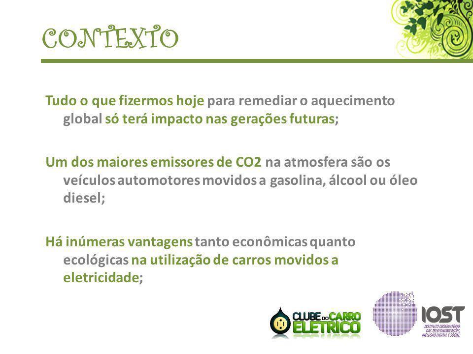 CONTEXTO Tudo o que fizermos hoje para remediar o aquecimento global só terá impacto nas gerações futuras;