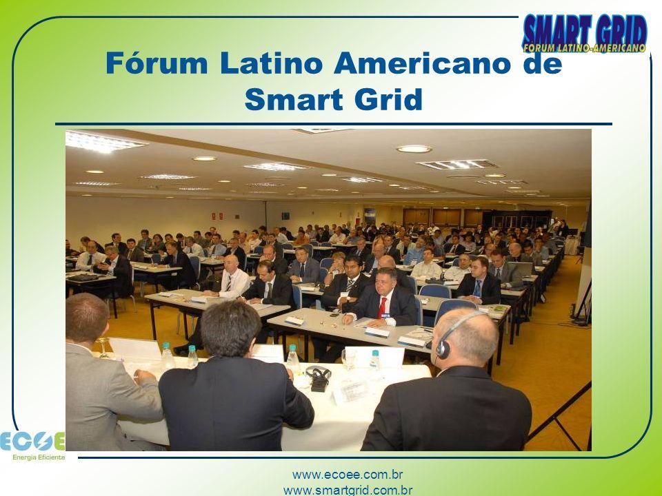 Fórum Latino Americano de Smart Grid