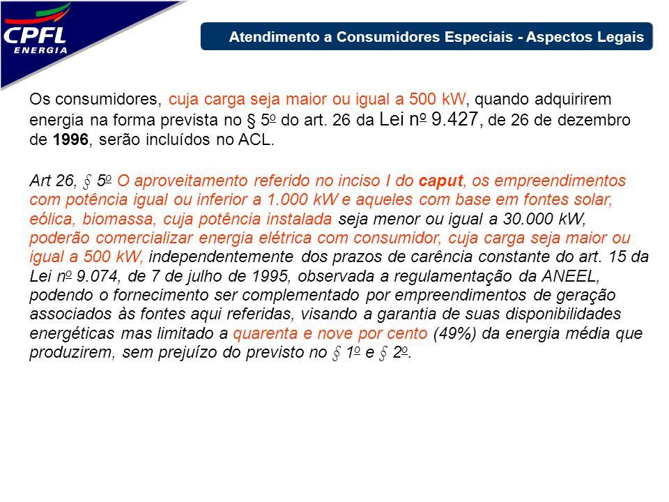 Atendimento a Consumidores Especiais - Aspectos Legais