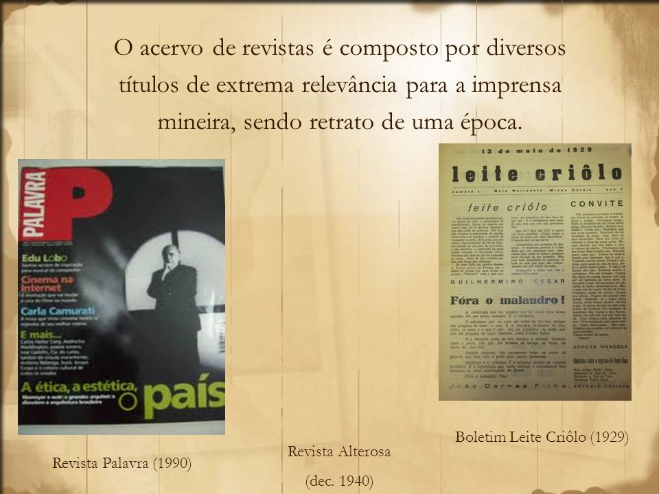 Boletim Leite Criôlo (1929)