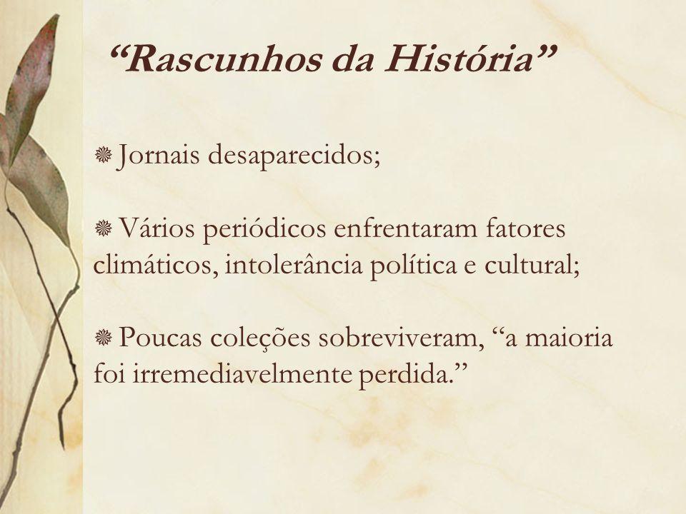 Rascunhos da História