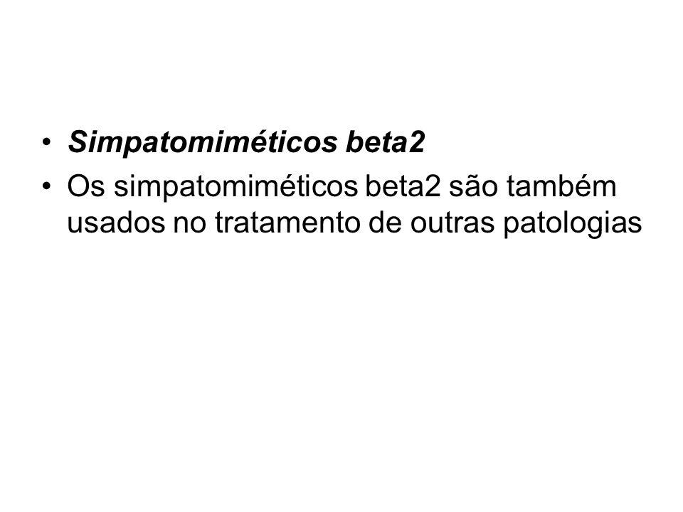 Simpatomiméticos beta2