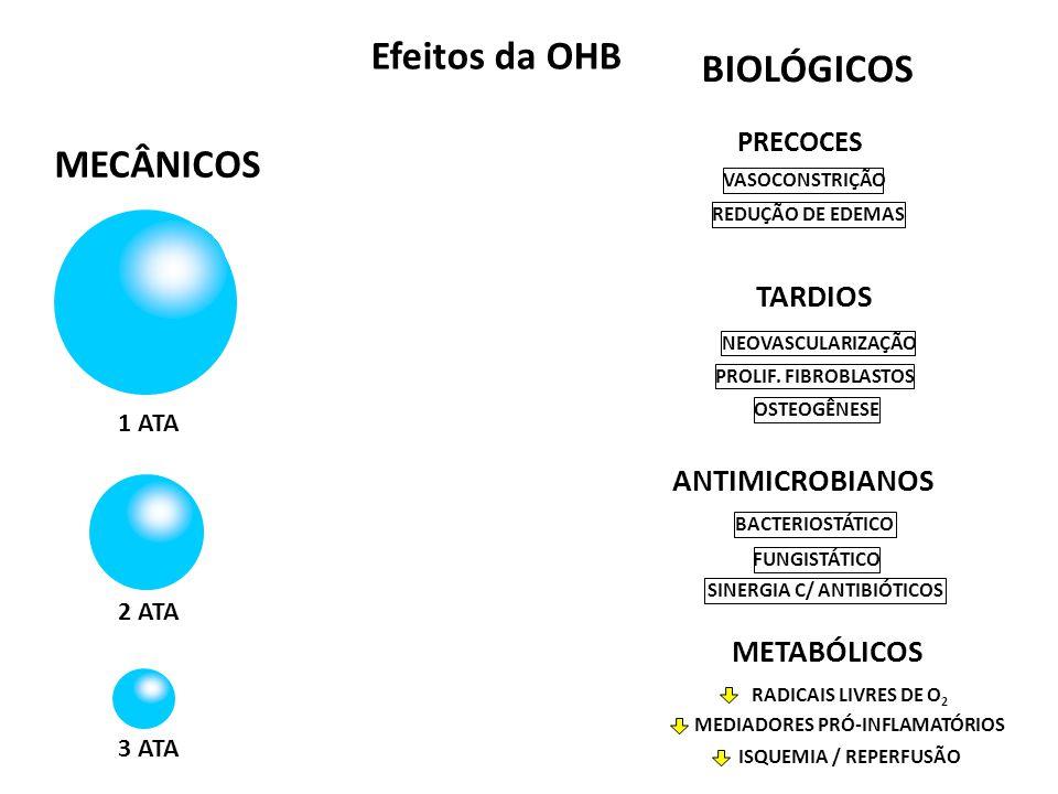 SINERGIA C/ ANTIBIÓTICOS MEDIADORES PRÓ-INFLAMATÓRIOS