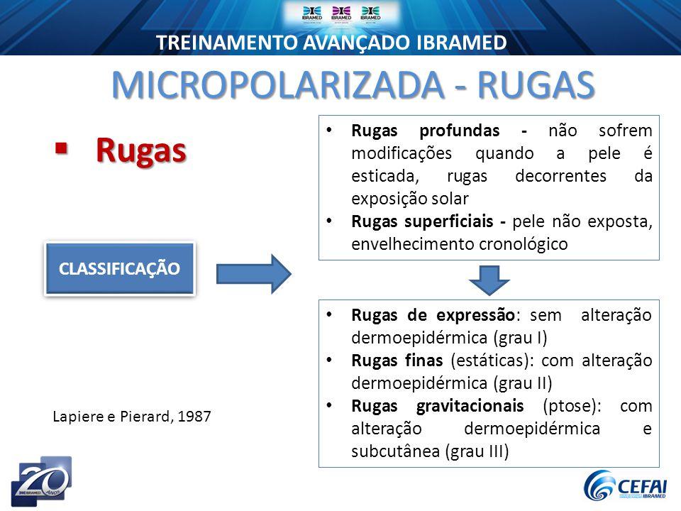 MICROPOLARIZADA - RUGAS