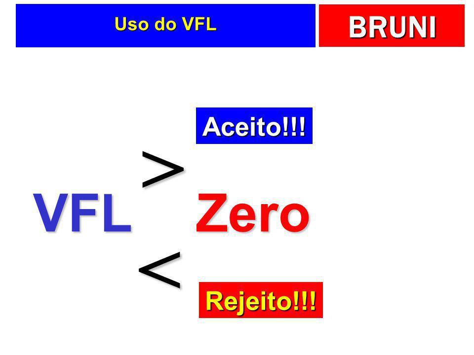 Uso do VFL Aceito!!! > VFL Zero < Rejeito!!!