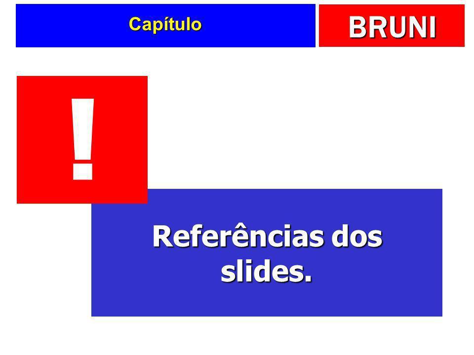 Referências dos slides.