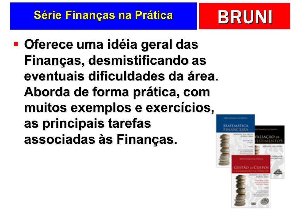 Série Finanças na Prática