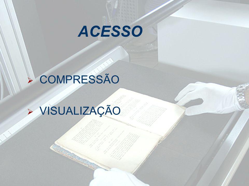 ACESSO COMPRESSÃO VISUALIZAÇÃO