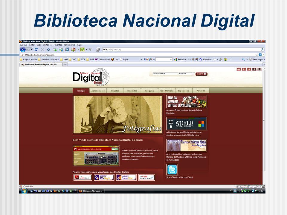 Biblioteca Nacional Digital