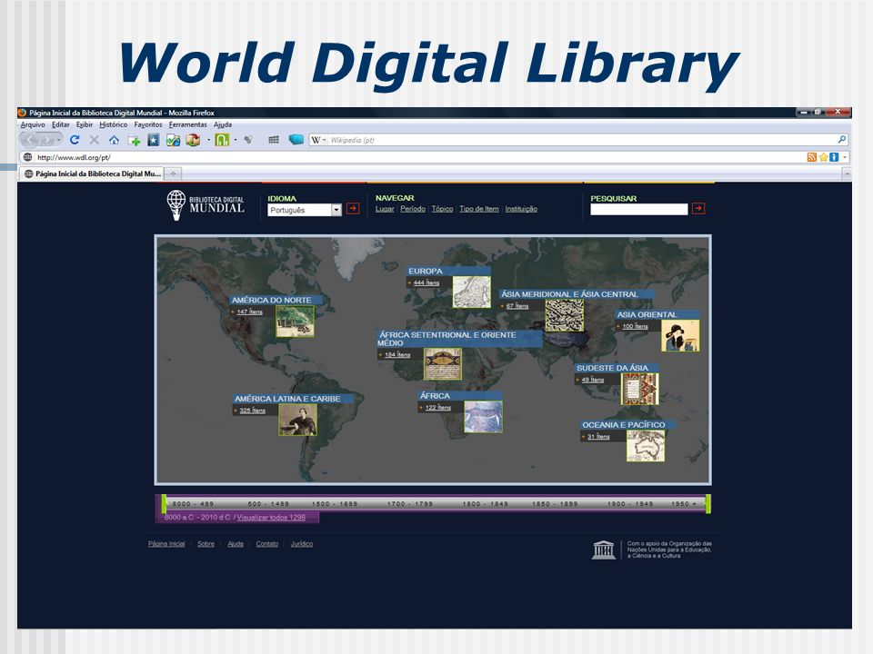 World Digital Library