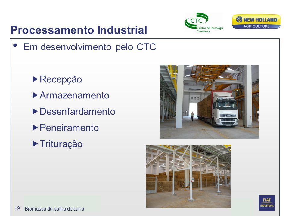 Processamento Industrial