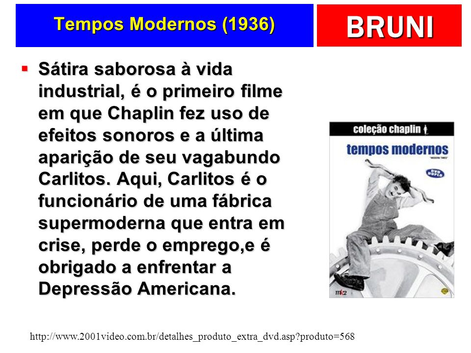 Tempos Modernos (1936)