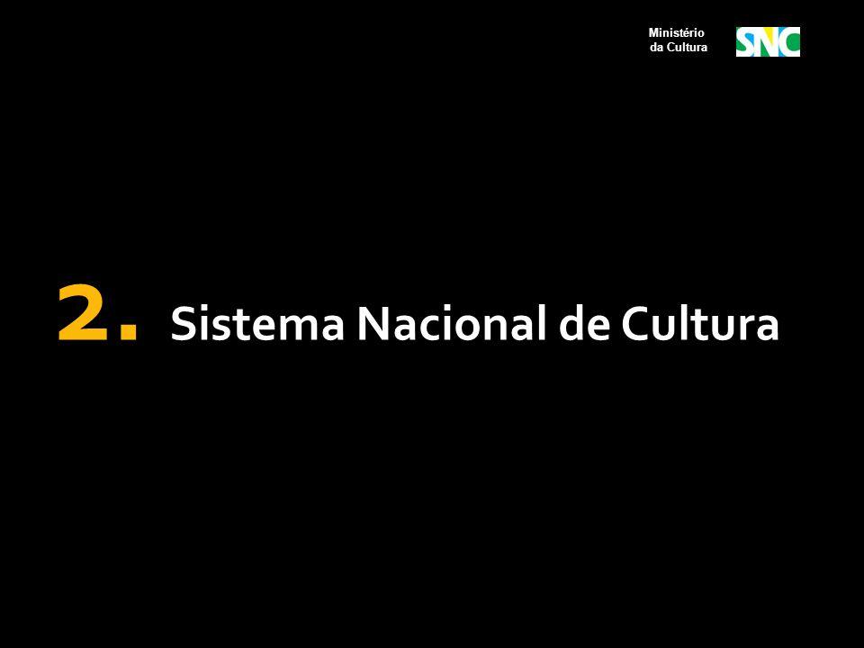 2. Sistema Nacional de Cultura