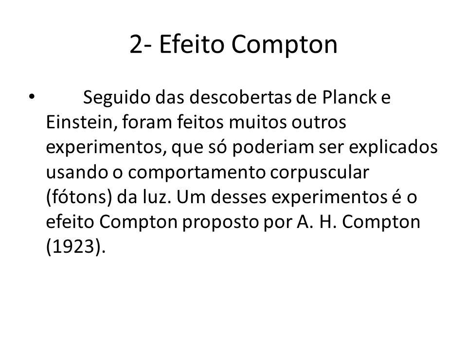 2- Efeito Compton
