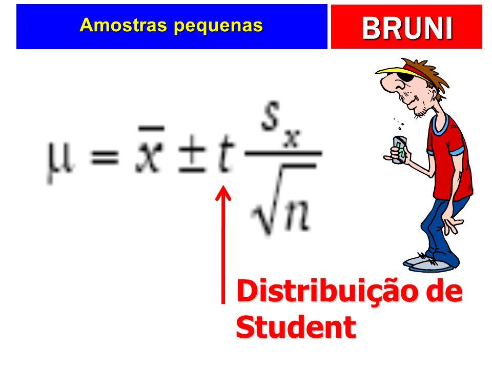 Distribuição de Student