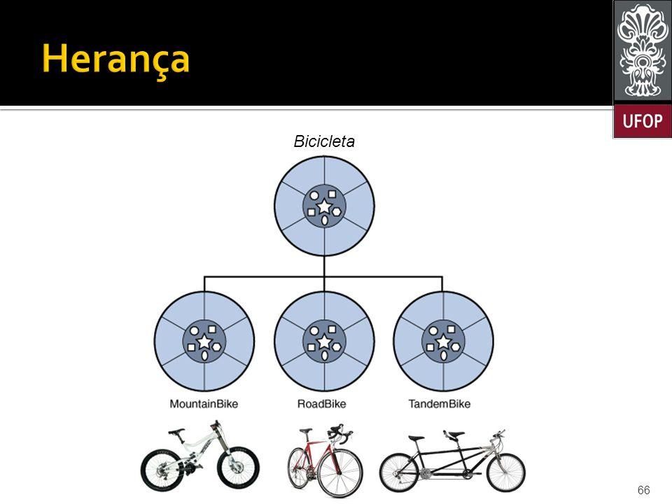 Herança Bicicleta