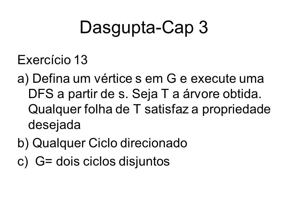 Dasgupta-Cap 3 Exercício 13