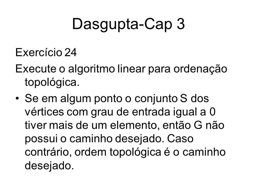 Dasgupta-Cap 3 Exercício 24
