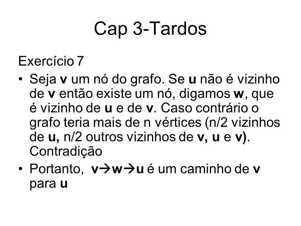 Cap 3-Tardos Exercício 7.