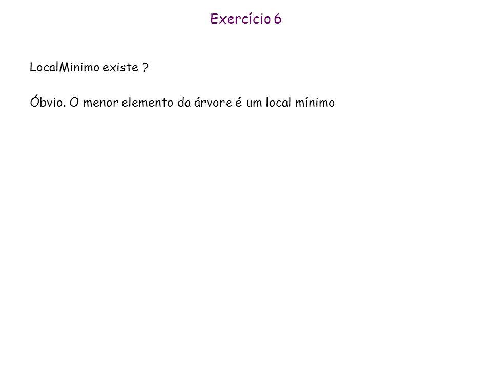 Exercício 6 LocalMinimo existe