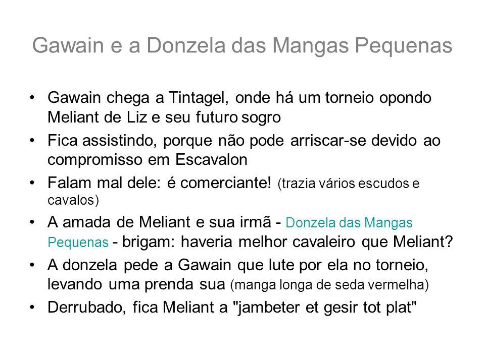 Gawain e a Donzela das Mangas Pequenas