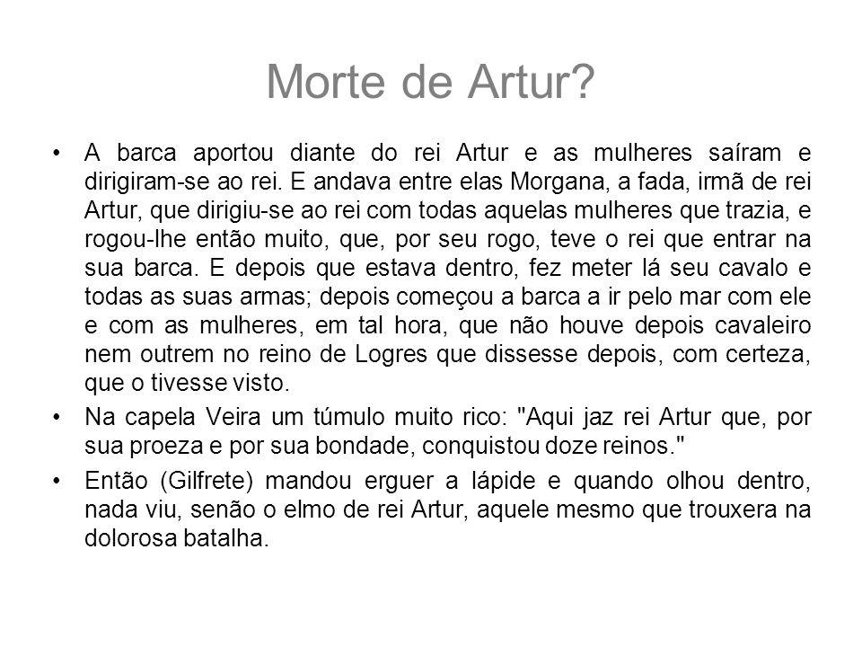 Morte de Artur