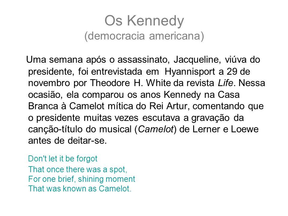 Os Kennedy (democracia americana)