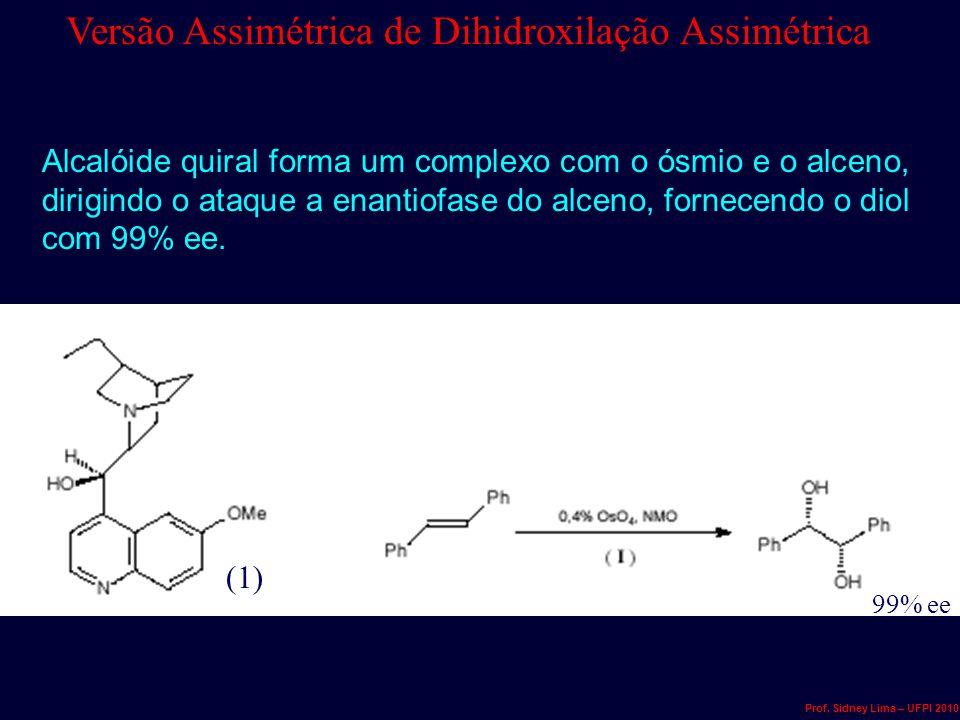 Versão Assimétrica de Dihidroxilação Assimétrica