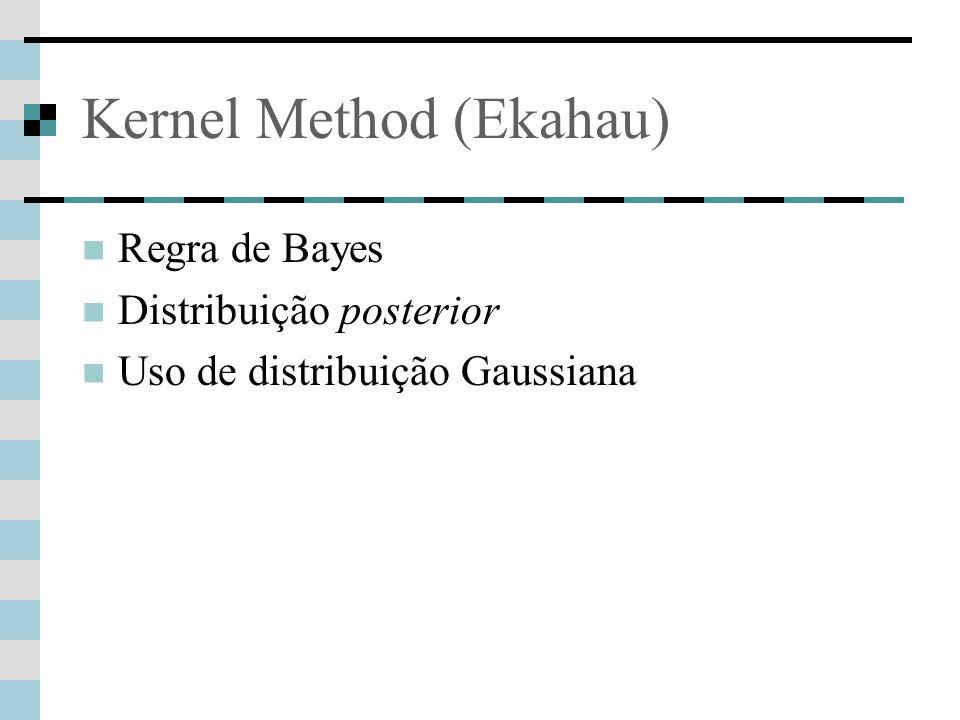 Kernel Method (Ekahau)