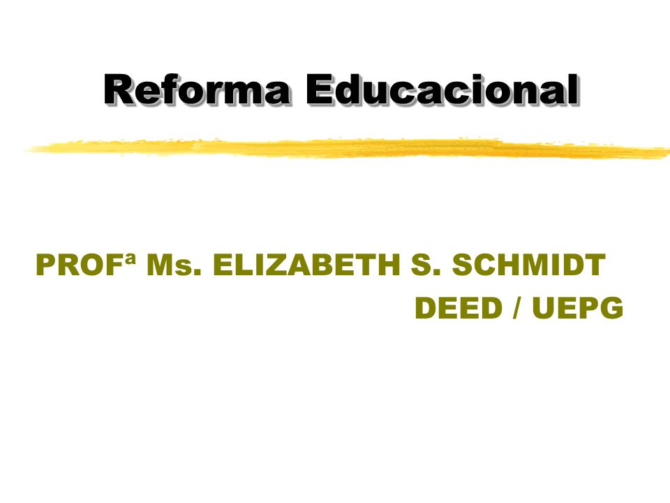 PROFª Ms. ELIZABETH S. SCHMIDT DEED / UEPG