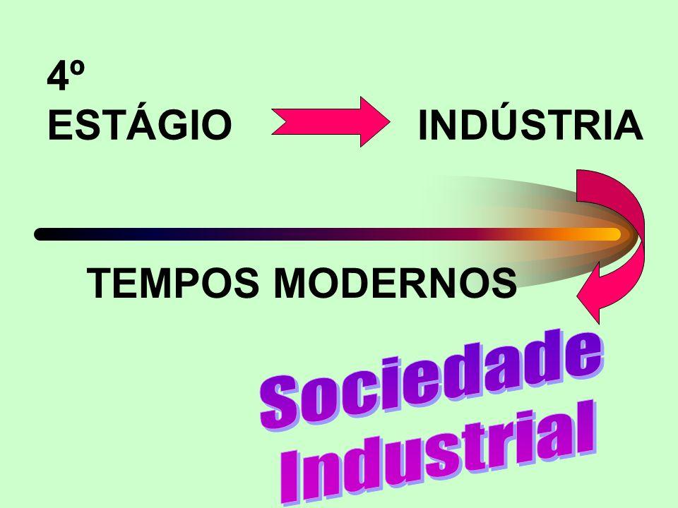 4º ESTÁGIO INDÚSTRIA TEMPOS MODERNOS.
