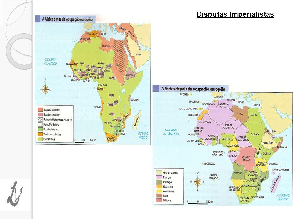 Disputas Imperialistas