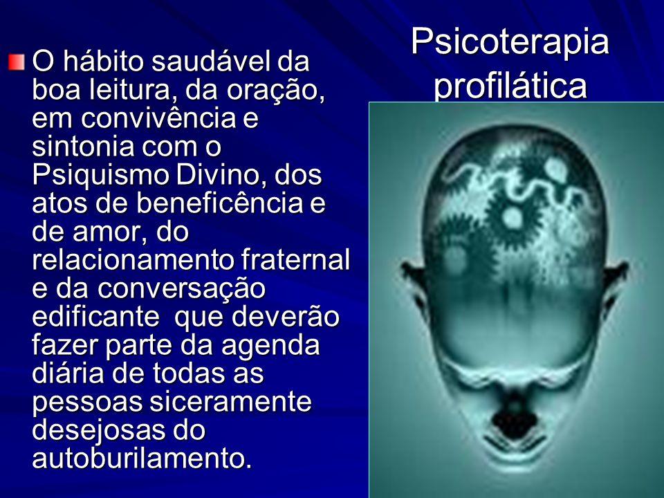 Psicoterapia profilática
