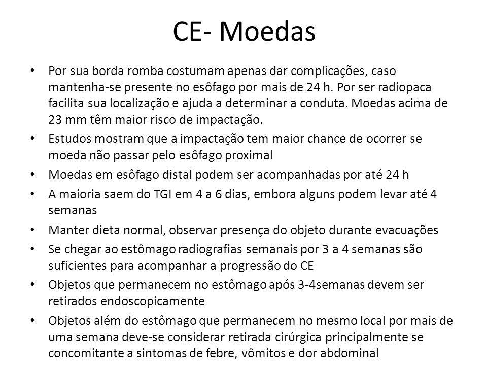 CE- Moedas