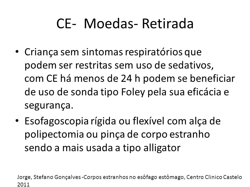 CE- Moedas- Retirada