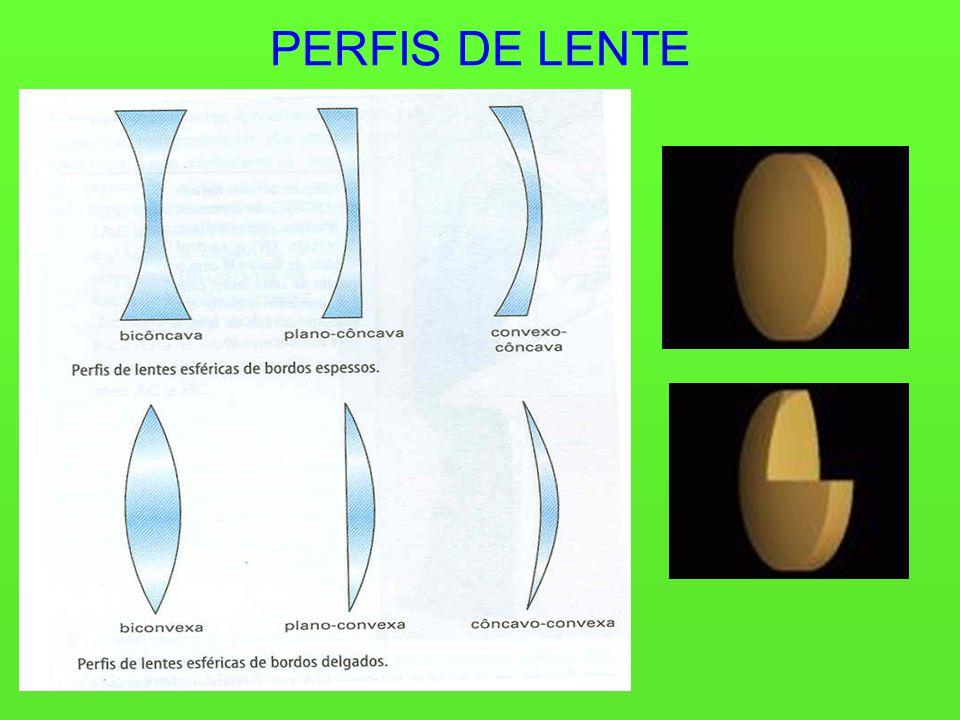 PERFIS DE LENTE