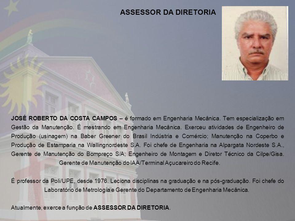 ASSESSOR DA DIRETORIA