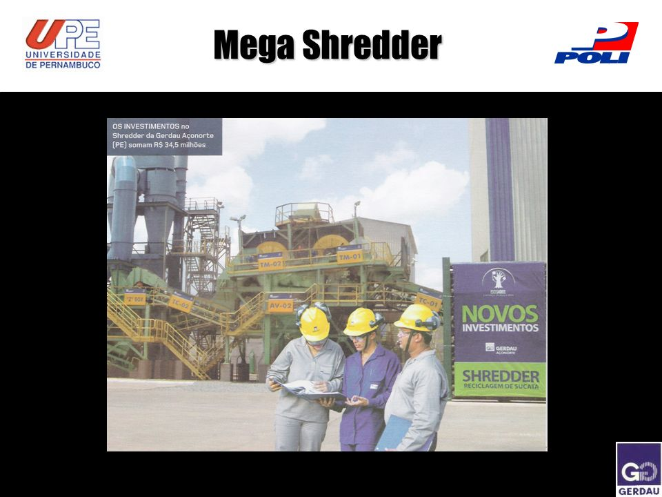 Mega Shredder
