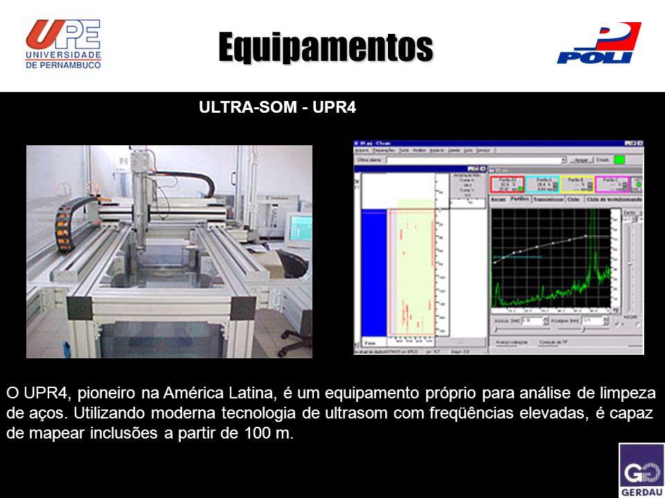 Equipamentos ULTRA-SOM - UPR4