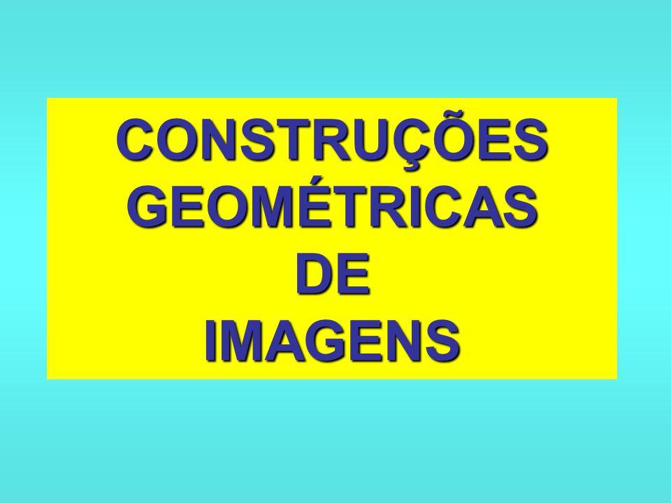CONSTRUÇÕES GEOMÉTRICAS DE IMAGENS