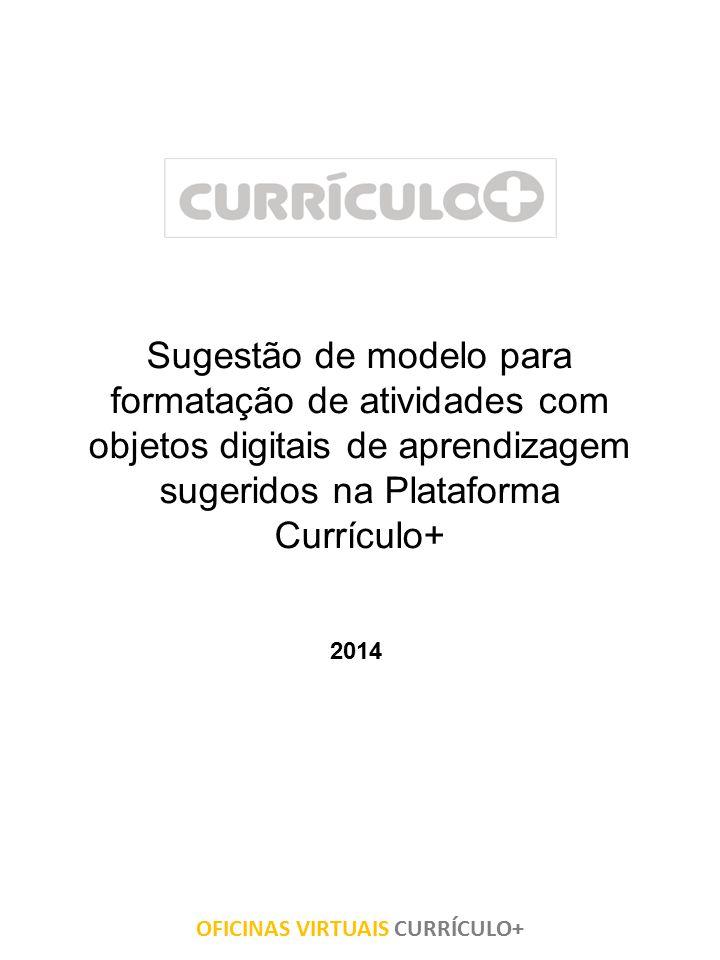 OFICINAS VIRTUAIS CURRÍCULO+