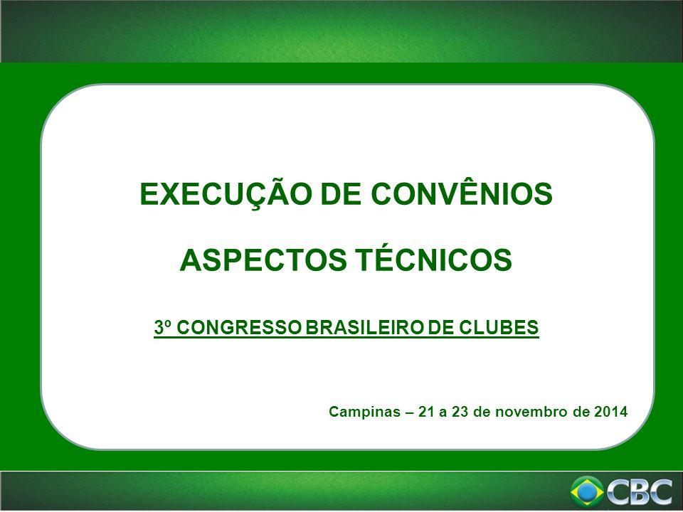 3º CONGRESSO BRASILEIRO DE CLUBES